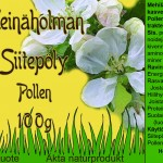 Siitepölyä, pollen  100g